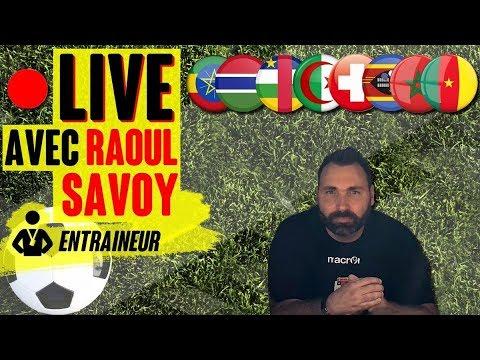 Emission live (21/03/20) avec Raoul Savoy (ex-Centrafrique, Swaziland, Ethiopie..)