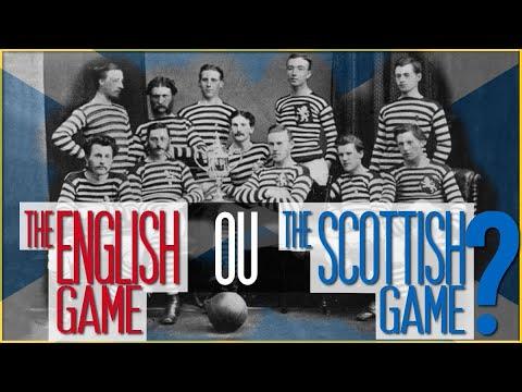 The English Game ou The Scottish Game ?