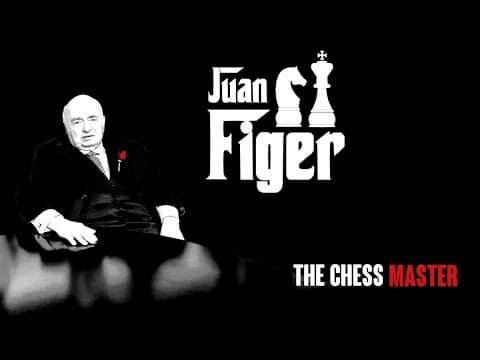 Faites entrer l'agent [E1] : Juan Figer, le patron du football business