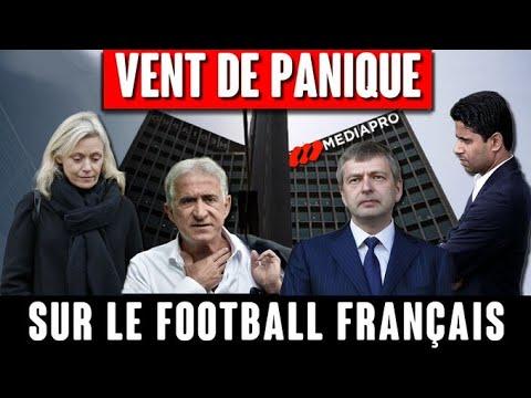Vent de panique sur le football français