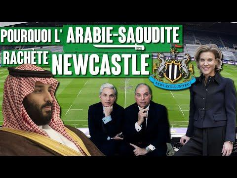 Pourquoi l'Arabie saoudite rachète Newcastle ?