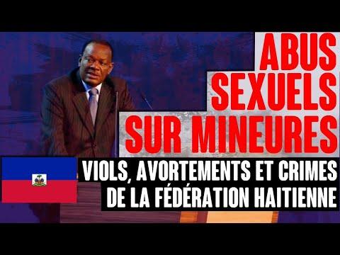 Abus sexuels et avortements forcées : l'enfer du football haïtien
