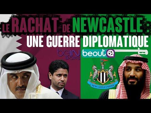 Le rachat de Newcastle : choc diplomatique entre l'Arabie saoudite et le Qatar
