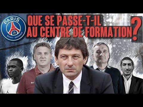 PSG : un centre de formation délaissé (agents, directeurs de centre, l'entourage de Nasser…)