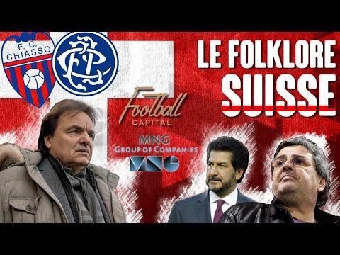 Football folklore : bienvenue en Suisse !