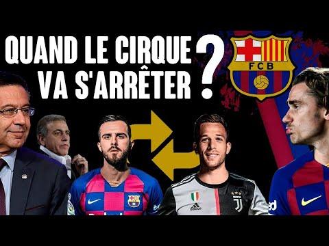 FC Barcelone : le deal de la honte (Pjanic/Arthur) et le cirque de la direction