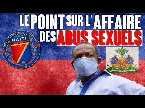 Le point sur l'enquête des abus sexuels à la fédération haïtienne de football