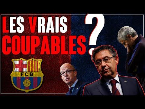 La direction Bartomeu, première coupable du naufrage du Barça