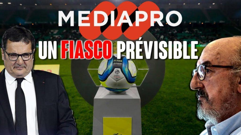 Mediapro : un fiasco prévisible