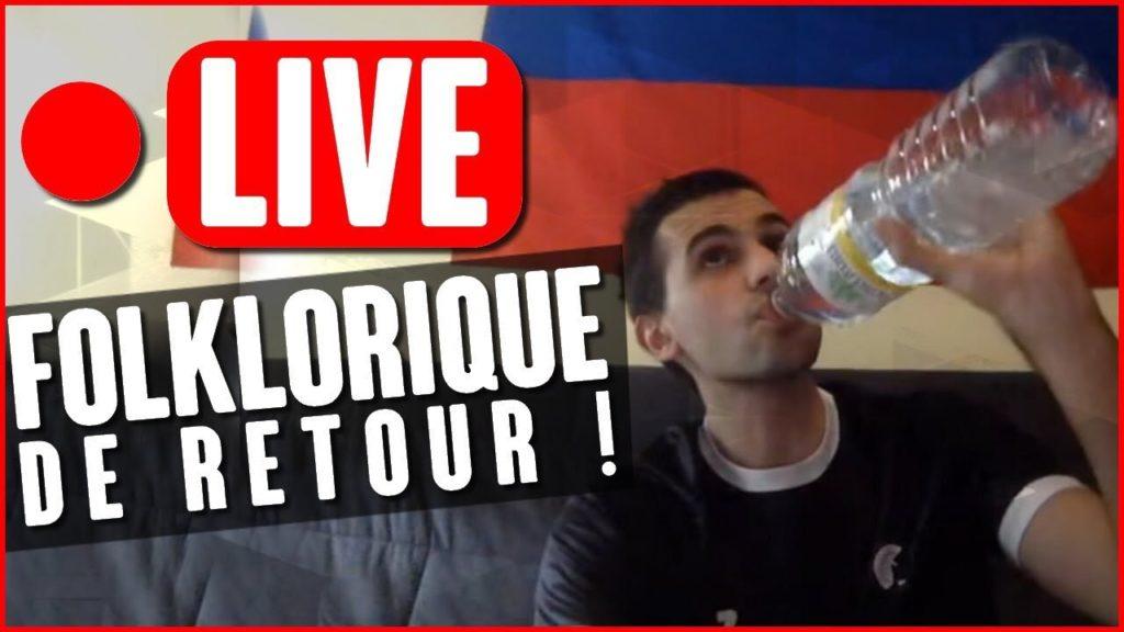 Live ce lundi soir (22h/23h30) : Mediapro, FFF, Haiti, CAF & vos questions !