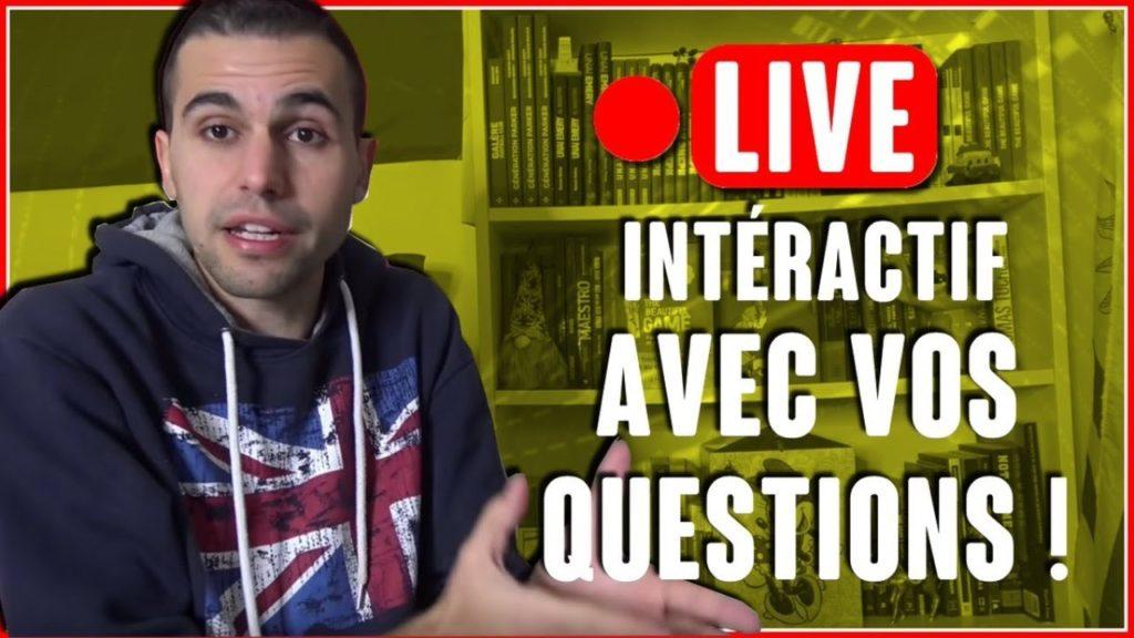 Live ce mardi 19 janvier (21h50/23h00) : l'actualité foot + vos questions !