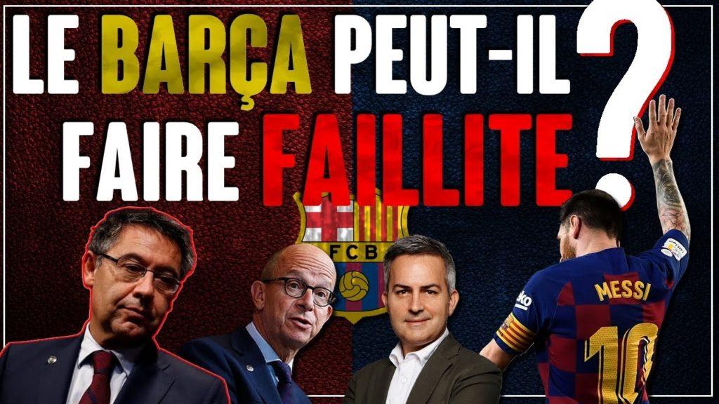 Le Barça peut-il faire faillite ?
