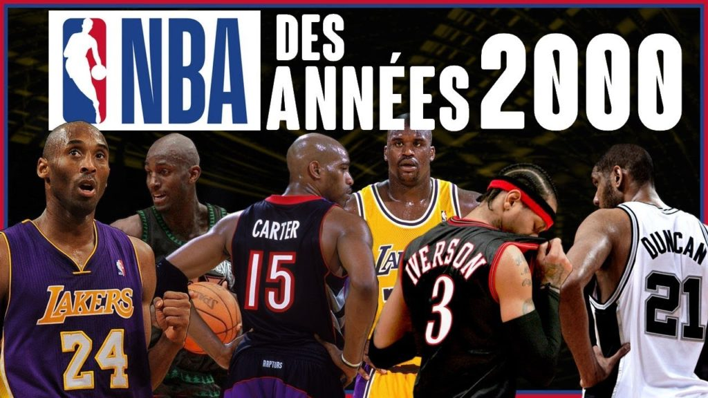 C'était quoi la NBA des années 2000 ?