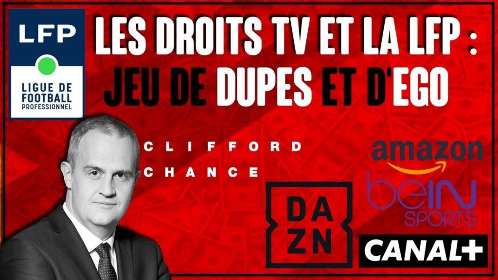 Droits TV : le jeu de dupes entre Canal + et la LFP & ses conséquences pour les clubs