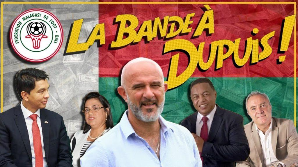 Micmac(s) à Madagascar : foot, politique & la bande à Dupuis !