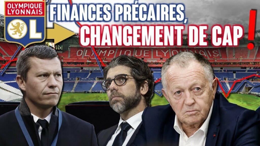 OL : des finances précaires, un changement de cap à prévoir